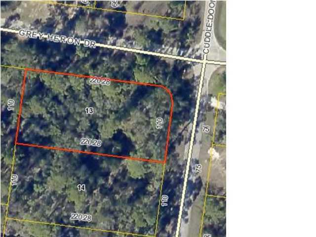 LOT 13A Cuddle Doon Avenue, Milton, FL 32583 (MLS #804805) :: Keller Williams Emerald Coast