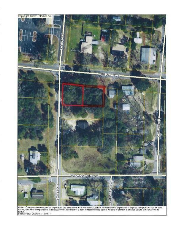 1 Bruce Avenue, Defuniak Springs, FL 32435 (MLS #805009) :: Classic Luxury Real Estate, LLC