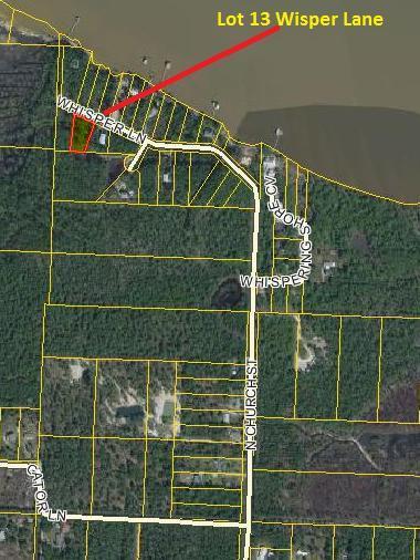 Lot 13 Whisper Lane, Point Washington, FL 32459 (MLS #805026) :: The Premier Property Group