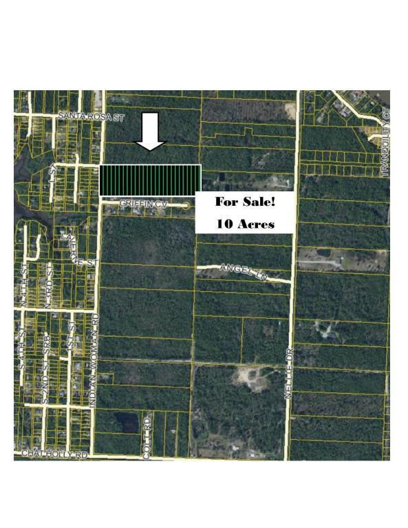 00 Indian Woman Road, Santa Rosa Beach, FL 32459 (MLS #805689) :: Classic Luxury Real Estate, LLC