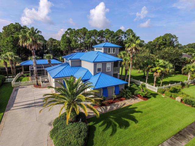7123 Dolphin Bay Boulevard, Panama City Beach, FL 32407 (MLS #805751) :: ResortQuest Real Estate