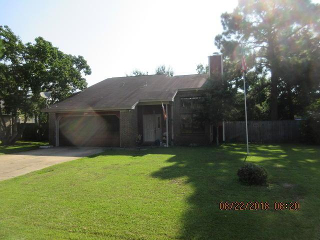 2144 Bellemeade Circle, Navarre, FL 32566 (MLS #805808) :: Classic Luxury Real Estate, LLC