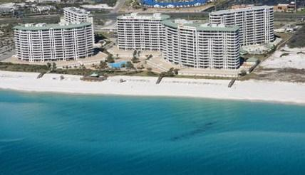 15100 Emerald Coast Parkway Unit 505, Destin, FL 32541 (MLS #806114) :: The Beach Group