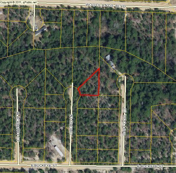 Lot 9 Orchid Lane, Defuniak Springs, FL 32433 (MLS #806893) :: Luxury Properties Real Estate