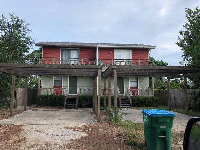 3607 Biltmore Drive A, Panama City Beach, FL 32408 (MLS #807006) :: Classic Luxury Real Estate, LLC