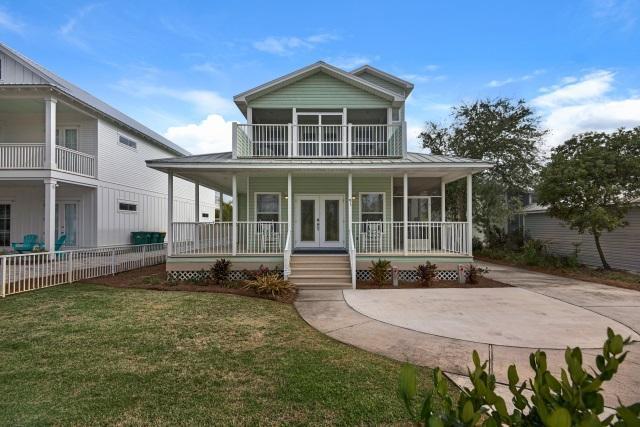 91 Crystal Beach Drive, Destin, FL 32541 (MLS #807016) :: Luxury Properties Real Estate