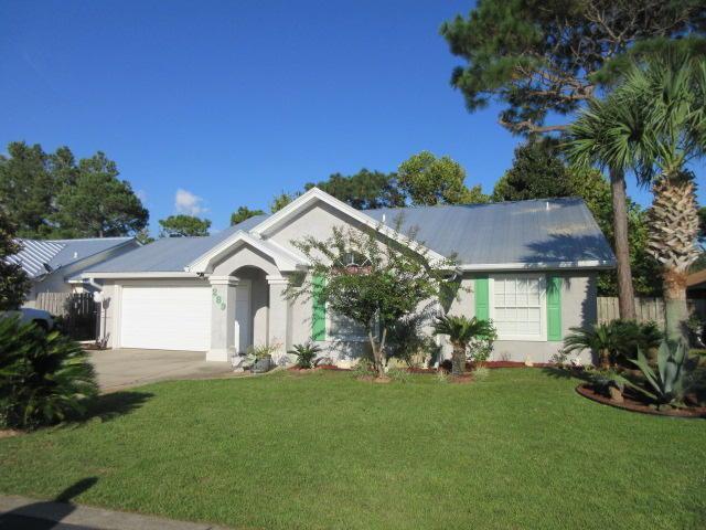 289 White Heron Drive, Santa Rosa Beach, FL 32459 (MLS #807404) :: RE/MAX By The Sea