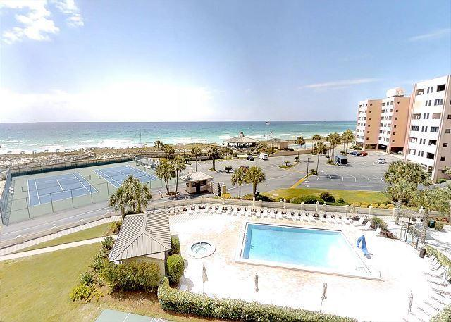 502 Gulf Shore Drive Unit 504, Destin, FL 32541 (MLS #807507) :: ResortQuest Real Estate