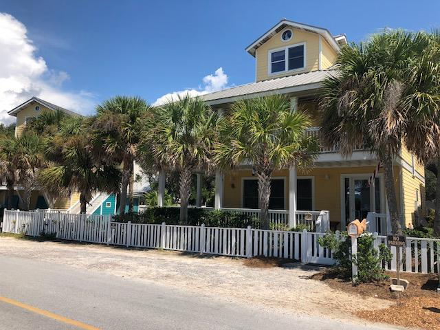 183 Magnolia Street, Santa Rosa Beach, FL 32459 (MLS #807576) :: The Beach Group