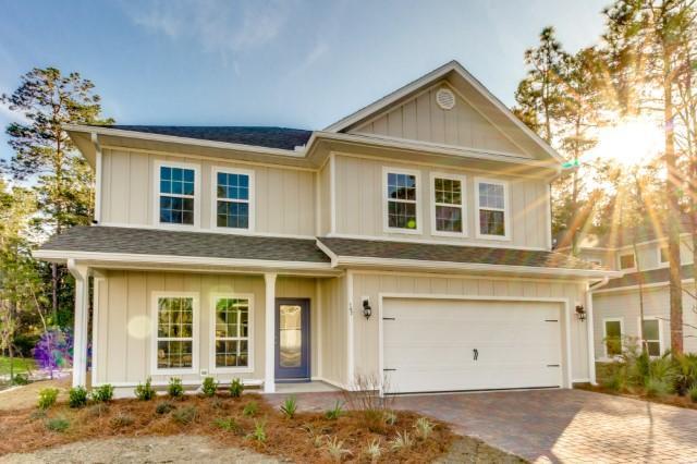 LOT 8 Stonegate Drive Lot 8, Santa Rosa Beach, FL 32459 (MLS #807687) :: Classic Luxury Real Estate, LLC
