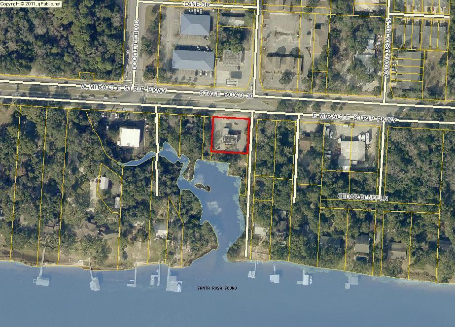 Mary Ester Florida Map.101 W Hwy 98 Mary Esther Fl 32569 Mls 807798 Levin Rinke Realty
