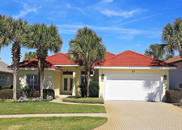 27 Tranquility Lane, Destin, FL 32541 (MLS #808139) :: Luxury Properties Real Estate