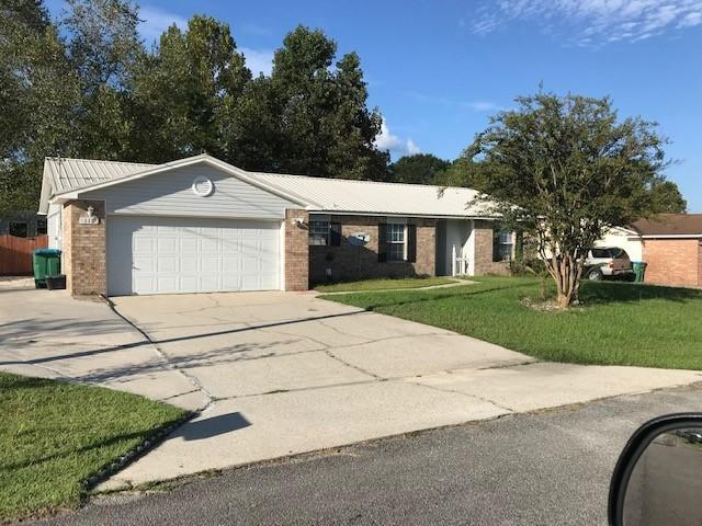 110 Louise Drive, Crestview, FL 32536 (MLS #808718) :: Classic Luxury Real Estate, LLC