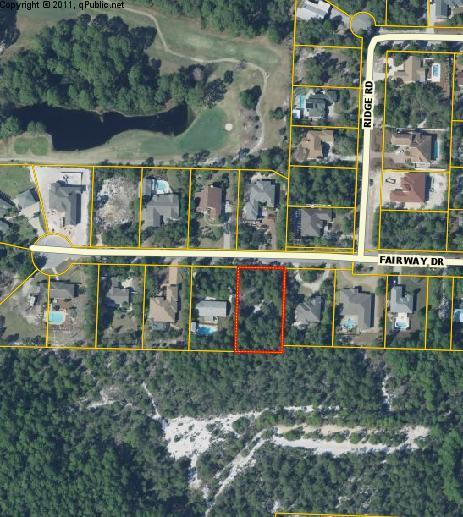 Lot 13 Fairway Drive, Santa Rosa Beach, FL 32459 (MLS #808941) :: Coast Properties