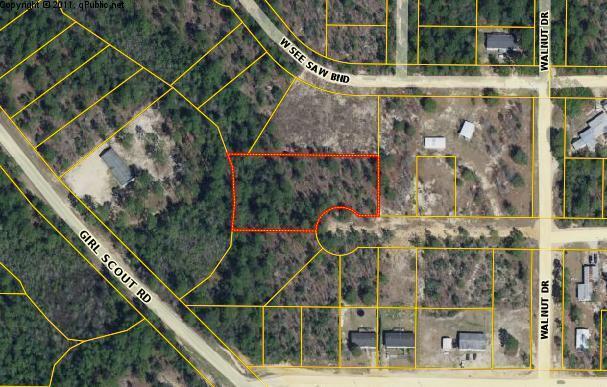 3 Lots Red Magnolia Lane, Defuniak Springs, FL 32433 (MLS #809126) :: Luxury Properties Real Estate