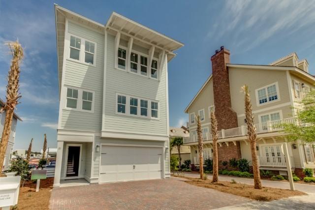 164 Kali Lane, Santa Rosa Beach, FL 32459 (MLS #810506) :: Classic Luxury Real Estate, LLC