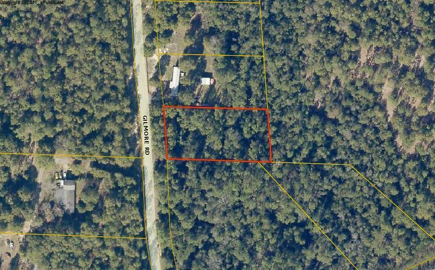 Holt Florida Map.1 Ac Gilmore Road Holt Fl 32564 Mls 810570 Levin Rinke Realty