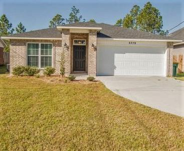 2379 Andorra Street, Navarre, FL 32566 (MLS #811071) :: Classic Luxury Real Estate, LLC