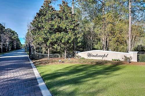 Lot4 BlkF Tournament Lane, Freeport, FL 32439 (MLS #812379) :: Classic Luxury Real Estate, LLC