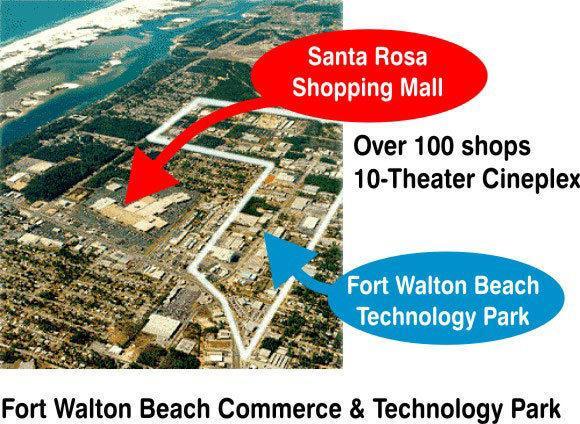 TBD SE Chicago Avenue, Fort Walton Beach, FL 32548 (MLS #812383) :: Counts Real Estate Group