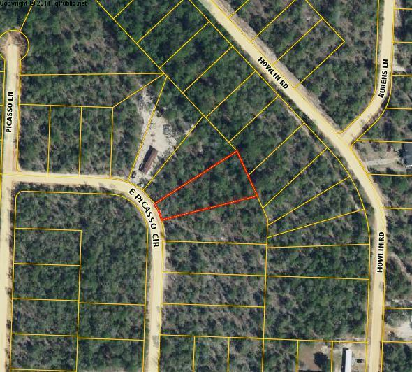 Lot 37 E Picasso Circle, Defuniak Springs, FL 32433 (MLS #812684) :: ResortQuest Real Estate
