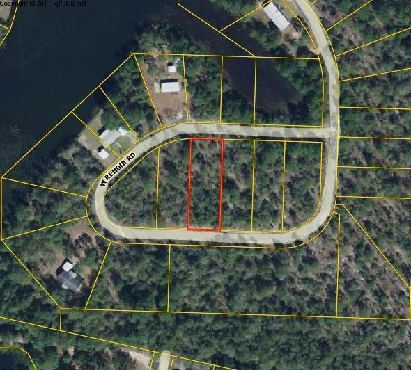 Lot 3 W Renoir Road, Defuniak Springs, FL 32433 (MLS #812688) :: ResortQuest Real Estate
