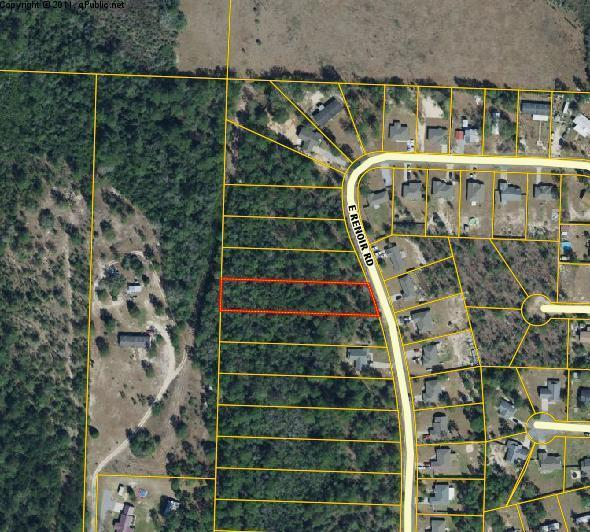 Lot 10 E Renoir Road, Defuniak Springs, FL 32433 (MLS #812695) :: ResortQuest Real Estate