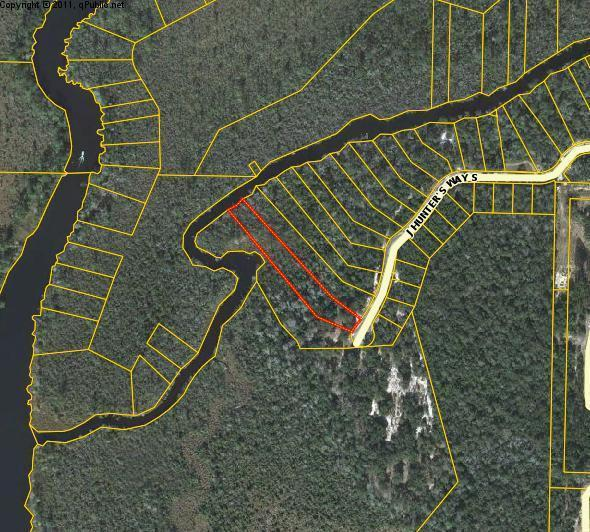 Lot 2 S J Hunter Way, Freeport, FL 32439 (MLS #812720) :: Berkshire Hathaway HomeServices Beach Properties of Florida