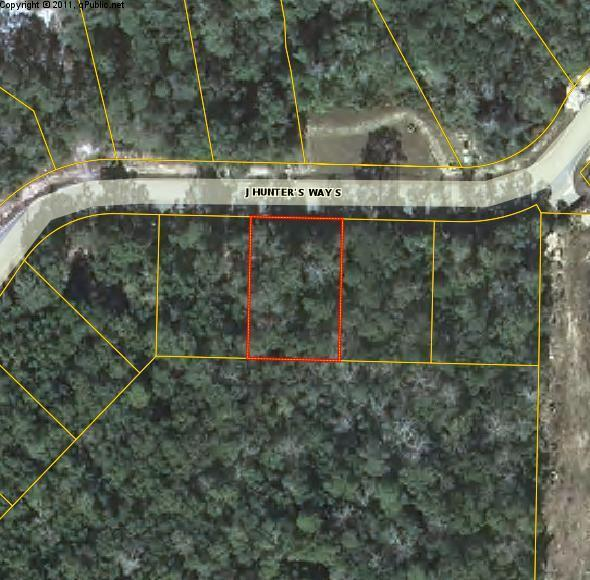 Lot 70 S J Hunter Way, Freeport, FL 32439 (MLS #812722) :: Berkshire Hathaway HomeServices Beach Properties of Florida