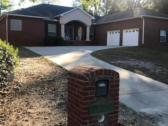 1571 Texas Parkway, Crestview, FL 32536 (MLS #813743) :: Classic Luxury Real Estate, LLC