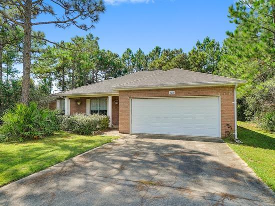 405 E Mack Bayou Drive, Santa Rosa Beach, FL 32459 (MLS #813941) :: ResortQuest Real Estate