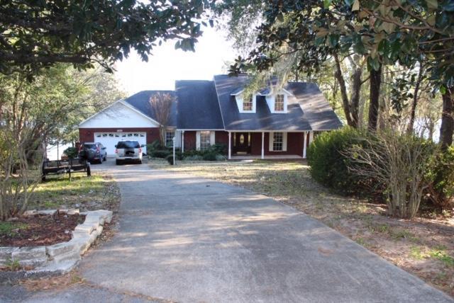 203 Lake Holley Circle, Defuniak Springs, FL 32433 (MLS #814038) :: Luxury Properties Real Estate