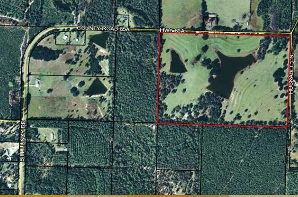 1 Bill Lundy Rd, Laurel Hill, FL 32567 (MLS #814065) :: Levin Rinke Realty