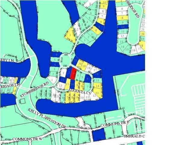Lot 3 Augusta Cove, Destin, FL 32541 (MLS #814323) :: Scenic Sotheby's International Realty