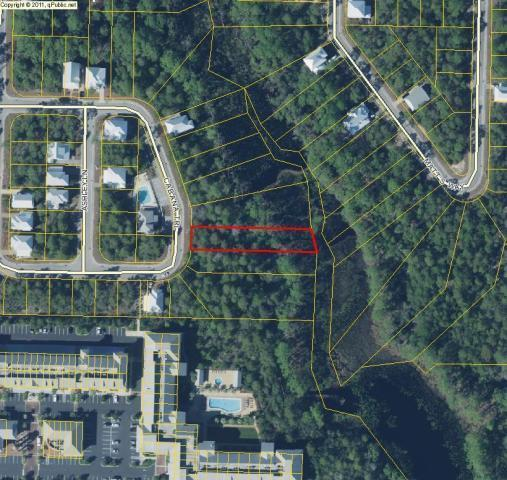 lot 103 Cabana Trail, Santa Rosa Beach, FL 32459 (MLS #814408) :: Luxury Properties Real Estate
