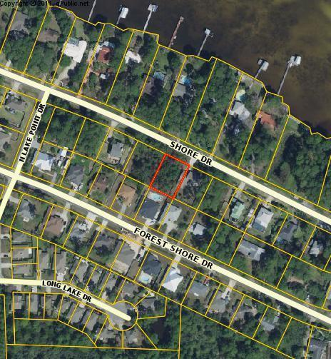 Lot 8 Shore Drive, Miramar Beach, FL 32550 (MLS #814877) :: Classic Luxury Real Estate, LLC