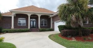 2891 Chanterelle Cove, Crestview, FL 32539 (MLS #815317) :: Classic Luxury Real Estate, LLC