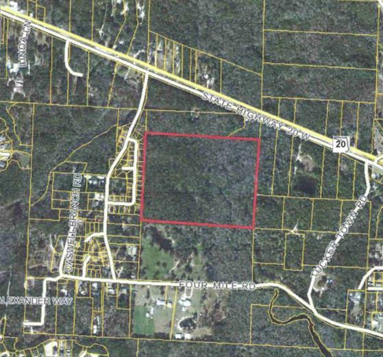 Lot 10 Four Mile Road, Freeport, FL 32439 (MLS #816386) :: Hammock Bay