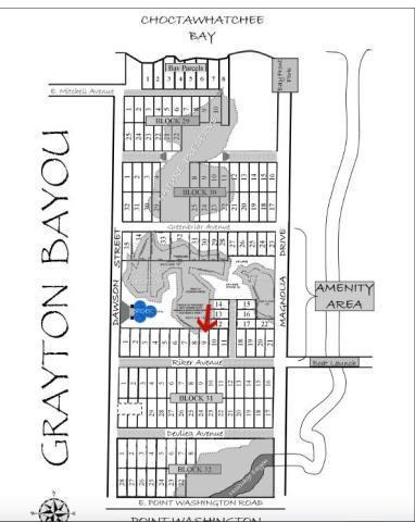 Lot 9 Riker Avenue, Santa Rosa Beach, FL 32459 (MLS #816598) :: Classic Luxury Real Estate, LLC