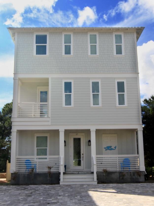 27 Abbey Road, Santa Rosa Beach, FL 32459 (MLS #817400) :: Luxury Properties Real Estate