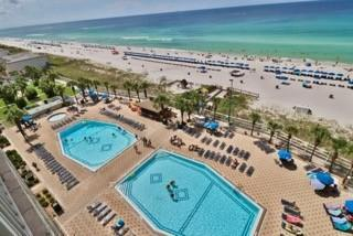 8743 Thomas Drive Unit 129, Panama City Beach, FL 32408 (MLS #818413) :: The Beach Group