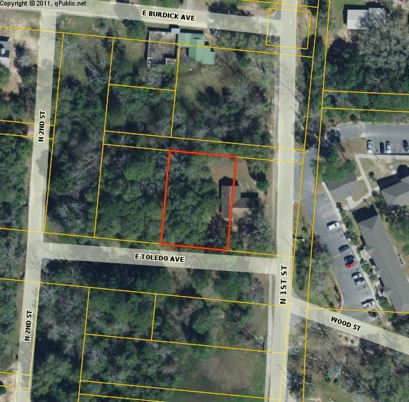 Lot 1641 E Toledo Avenue, Defuniak Springs, FL 32433 (MLS #818679) :: Classic Luxury Real Estate, LLC