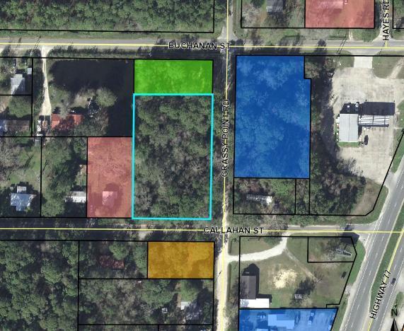 1824 Callahan Road, Panama City, FL 32409 (MLS #818945) :: ResortQuest Real Estate