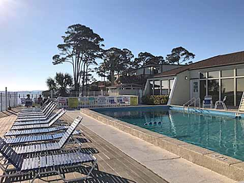 308 Miracle Strip Parkway 9D, Fort Walton Beach, FL 32548 (MLS #819254) :: ResortQuest Real Estate