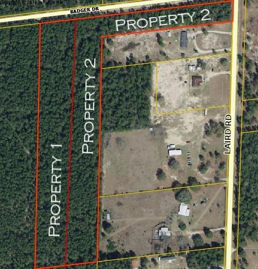 6 Acres Laird Road, Crestview, FL 32539 (MLS #819857) :: Levin Rinke Realty