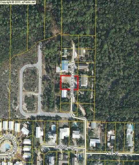 Lot 10 Robert Ellis, Santa Rosa Beach, FL 32459 (MLS #820129) :: Berkshire Hathaway HomeServices Beach Properties of Florida