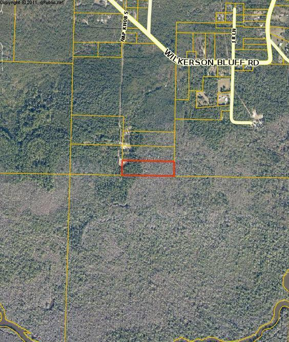 9 AC Nap Knob Lane, Holt, FL 32564 (MLS #820608) :: Scenic Sotheby's International Realty