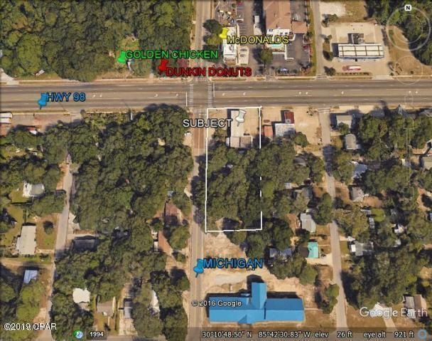 3611 W Highway 98 Bus, Panama City, FL 32401 (MLS #820652) :: Scenic Sotheby's International Realty