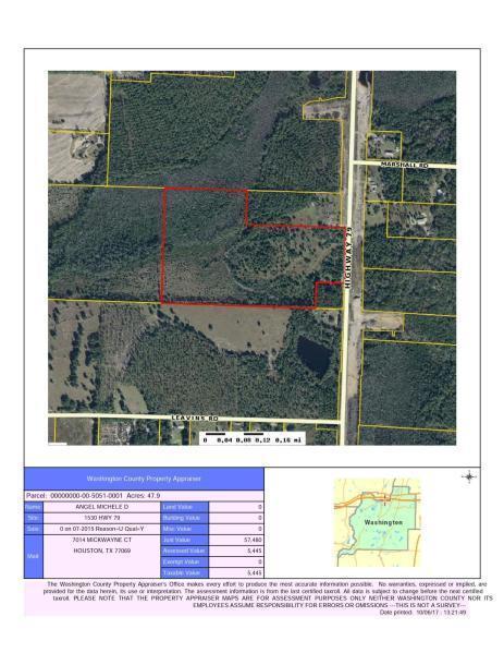 1530 Highway 79, Bonifay, FL 32425 (MLS #822327) :: Classic Luxury Real Estate, LLC