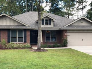 5763 Marigold Loop, Crestview, FL 32539 (MLS #823063) :: Luxury Properties Real Estate